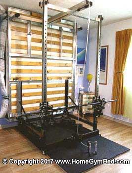 Design features home gym bed homemade gym equipment solutioingenieria Gallery