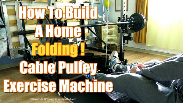 DIY cable machine