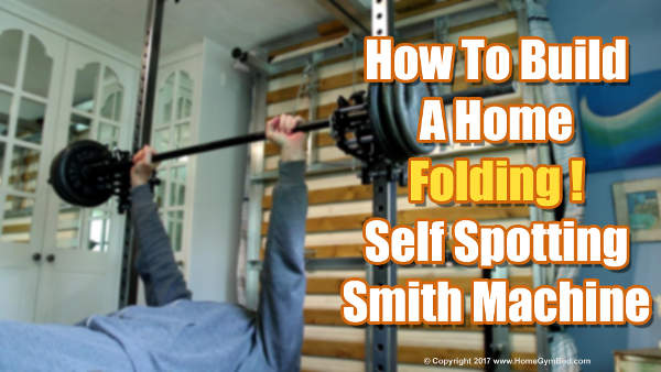 DIY smith machine